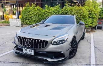 2018 #BENZ #SLC300 AMG Dynamic