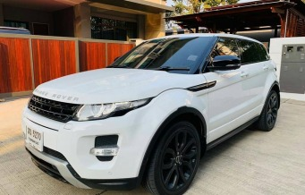 RANGEROVER  EVOQUE DYNAMIC 2012