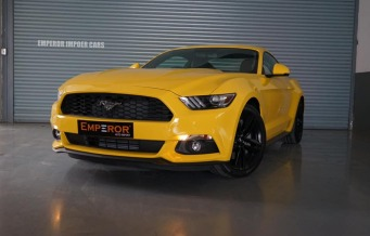 Mustang 2.3 coupe Eco Boot Auto