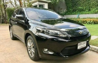 Toyota #Harrier 2.0 Premium 2014