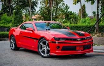 CHEVROLET #CAMARO RS
